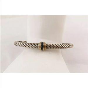 David Yurman Cable Wrap Bracelet!